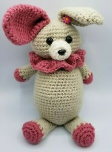 Amigurumi Easter Bunny Crochet Pattern | 300x221