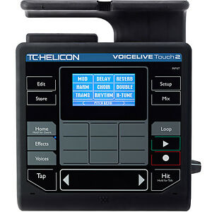 tc-helicon harmony singer 2 how to use