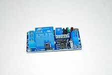 Spare Parts DC 12V High/Low Level Trigger Time Delay Relay Switch Module A016
