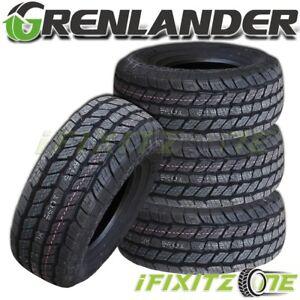 4 New Grenlander Maga A T One 235 75r15 109s Xl All Terrain Tires Ebay