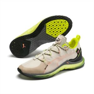 Details about Puma Lqdcell Hydra Fm First Mile Running Shoes Trainers Recycled 193084 Tapioca