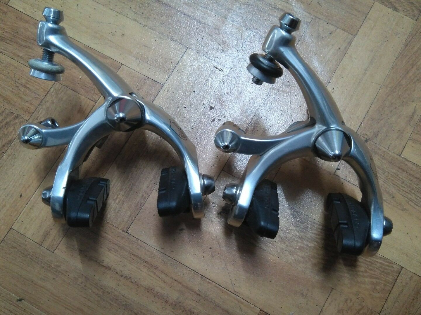 Nos Campagnolo chorus brake calipers
