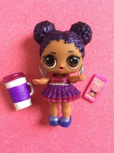 ✨ LOL Surprise Doll Big Sis Purple Glitter Queen Prince Still In Ball Brand New✨