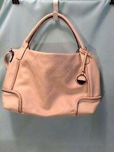 MG COLLECTION CREAM WHITE SHOULDER / CROSS BODY WEEKENDER