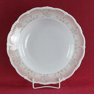Suppenteller-Koenigl-pr-Tettau-Ariadne-rosa-Dekor