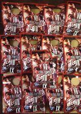 3x SEALED Final Fantasy Coca Cola VII VIII IX XV 7 8 9 10 XV 15 Japan UK