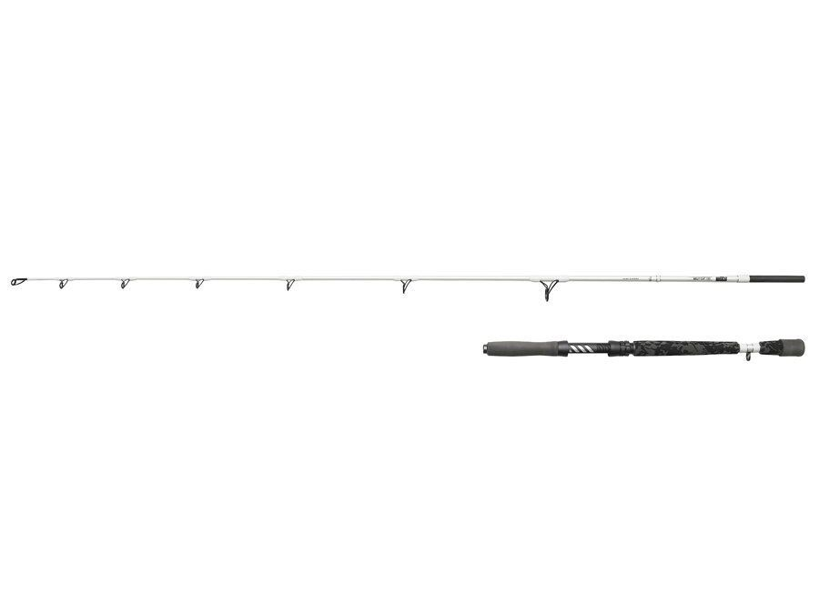 DAM MADCAT White Belly Cat 1.8m 50-125g 2-section Catfish Rod Canne NUOVO 2019