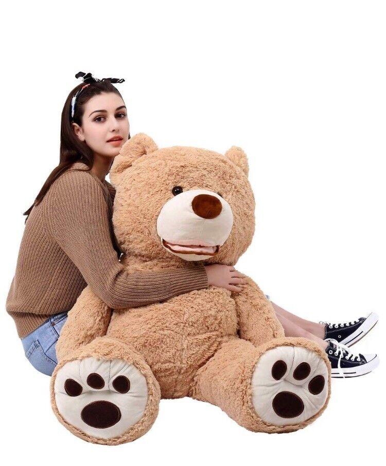 """Osito De Peluche Extra Grande Gigantes Osos De Peluche 39""""Teddy Bear Enorme"""