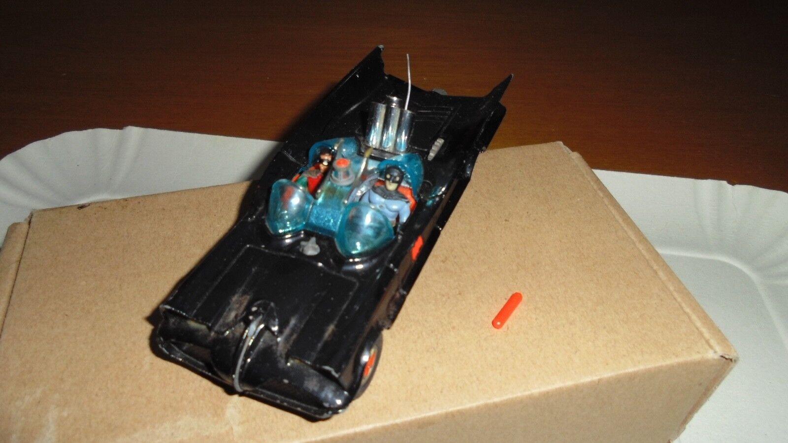 CORGI giocattoli vintage  BATuomo BATMOBILE   AUTO VINTAGE OLG giocattoli