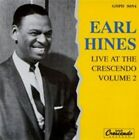 Live at The Crescendo 0052824905429 by Earl Hines CD