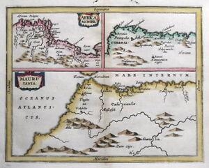 N Africa Mauritania Morocco Tunisia Algeria Cluver Jansson