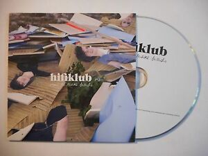 HIFIKLUB-HOW-TO-MAKE-FRIENDS-CD-ALBUM-PORT-GRATUIT
