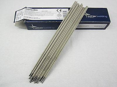 Stabelektroden V2A 1.4316 MT-308L 2,0 x 300mm Edelstahl Elektroden MTC Nirosta