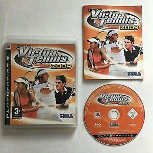 Playstation 3 PS3 - VIRTUA TENNIS 2009