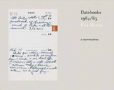 Sculpture-Date-books-Eva Hesse-1964/65-Art Sculpture Book New Contemporary Art