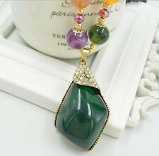 Women's Vintage Fashion Jewelry Hot Charm Crystal Pendant Necklace NEW C3