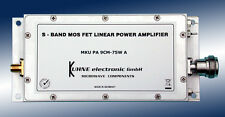 9CM Verstärker MKU PA 9CM-75W A, Power Amplifier, Leistungsverstärker, DB6NT