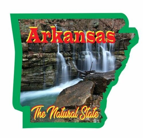 Arkansas Sticker Decal R7018