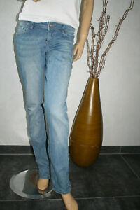Vereinigt Sir Oliver Jeans Denim Hellblau 40/34 W 40 L 34 W40 L34 Wie Qs By S.oliver Catie Kleidung & Accessoires Jeans