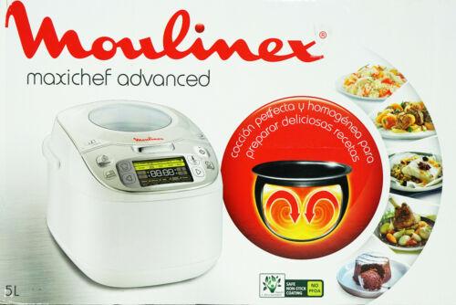MK812121 MOULINEX MAXICHEF 5 Liter Küchenmaschine Kochfunktion