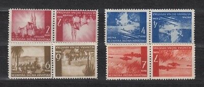 54 58 **, Kroatien 57 Bestellungen Sind Willkommen. 26157 1941 Landschaften Kehrdrucke 52