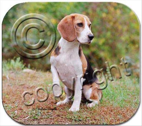 Beagle Dog Computer MOUSE PAD Mousepad