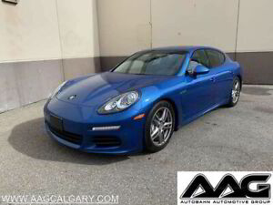 2015 Porsche Panamera Cooled Seats Heated