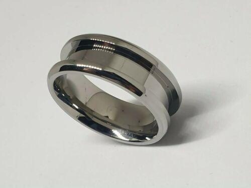 Titanium Ring Blank