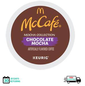 McCafe Chocolate Mocha Keurig Coffee K-cups YOU PICK THE SIZE