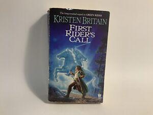 First Rider's Call (Green Rider) by Kristen Britain - Paperback