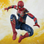Marvel-Spider-Man-Spider-man-Avengers-Infinity-War-Iron-Action-Model-Figure-Toy thumbnail 3