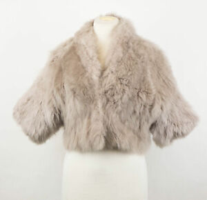 NWT-BRUNELLO-CUCINELLI-Gray-Cashmere-Fur-Shearling-Leather-Jacket-8-44