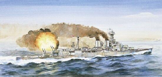 Schlachtschiff Bismarck Bausatz Airfix 04204 1 600 Ebay