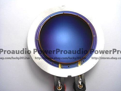 Diafragma de 2Pcs 2Pcs 2Pcs para BMD750II HF P Audio BMD750II.8RD Driver de compresión 7a3ff0