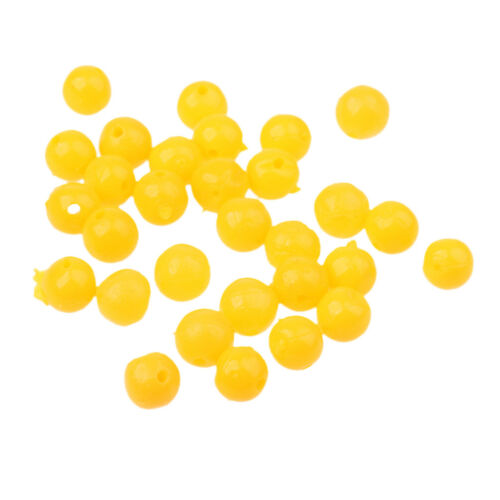 30Pcs Pop Up Fishing Lures Floating Beads Corn Smell Carp Coarse Soft Baits