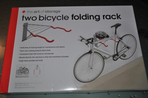 NEU !! Fahrrad Wandhalter klappbar für 2 Fahrräder