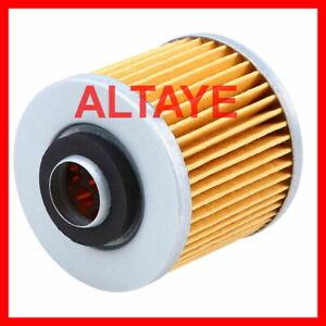 1× Oil Filter for Yamaha YFM600 700 XT600 550 660 XV535 500 XVS650 1100 Aprilia