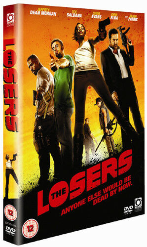 1 of 1 - The Losers DVD (2010) Zoe Saldana
