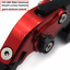 Folding-Extendable-Adjustable-Brake-Clutch-Lever-For-HONDA-CBF600-CBF600SA-10-13