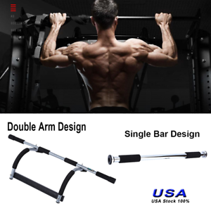 24-39-034-Doors-Home-Gym-Exercise-Strength-Doorway-Chin-Up-Bar-Pull-Up-Exercise-US