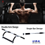 24-39-034-Doors-Home-Gym-Exercise-Strength-Doorway-Chin-Up-Bar-Pull-Up-Exercise-US thumbnail 1
