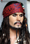 thumbnail 2 - 1:1 Life Size Jack Sparrow Statue Johnny Depp Prop Pirates Movie Display Style-2