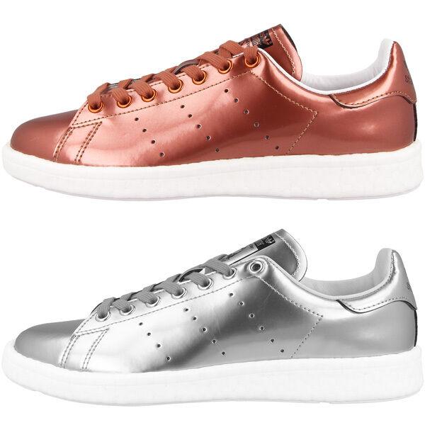 ADIDAS Stan Smith Boost donna Scarpe da Donna Originale Retrò scarpe da ginnastica Superstar Flux