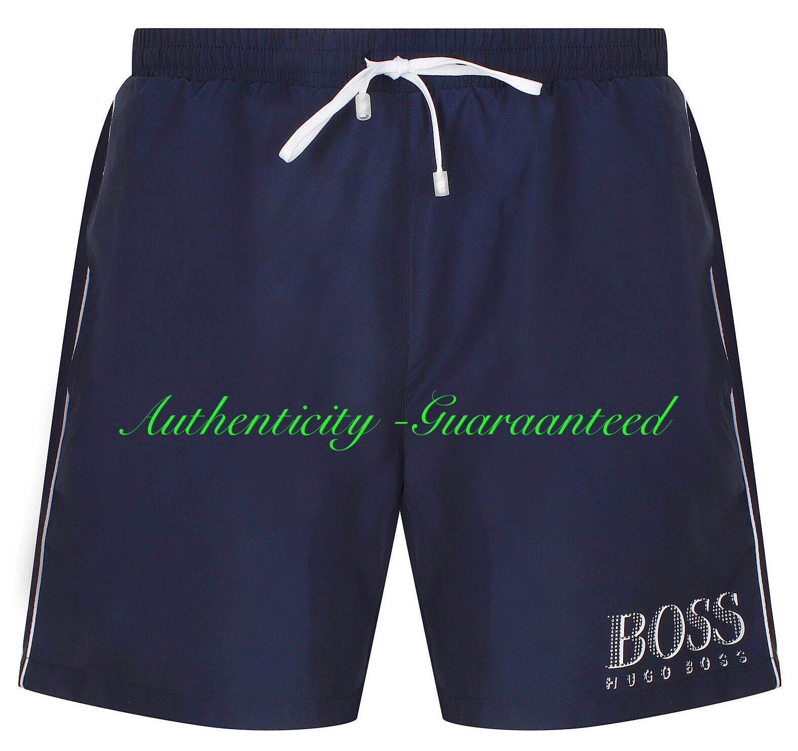 HUGO BOSS Men's Navy Swim Shorts S - XXL RRP