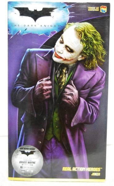 Medicom rah dark knight joker 2009 version rare limited 1500   outlet online