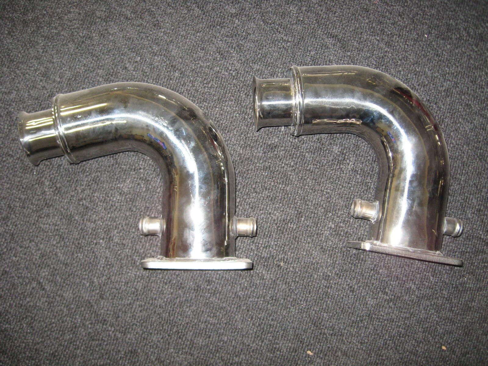MerCruiser 496 / 496  poliert HO Riser, poliert  036fa3