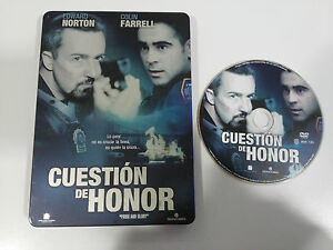 CUESTION-DE-HONOR-PRIDE-AND-GLORY-DVD-STEELBOOK-EDWARD-NORTON-COLIN-FARRELL
