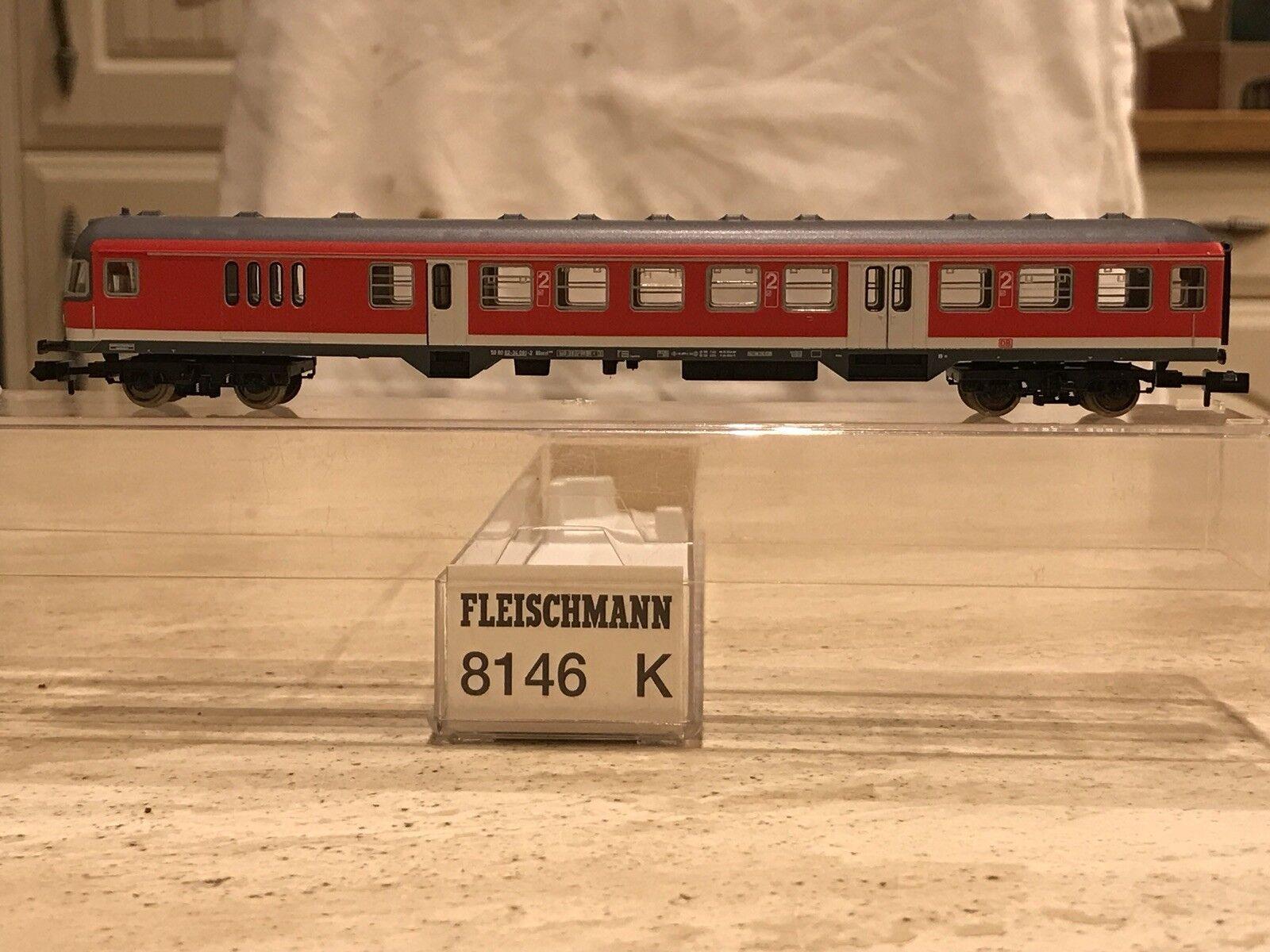 Fleischmann N Gauge Gauge Gauge 8146k 8147k 8148k All mint in correct boxes. (Rare to find)1 5a0cca