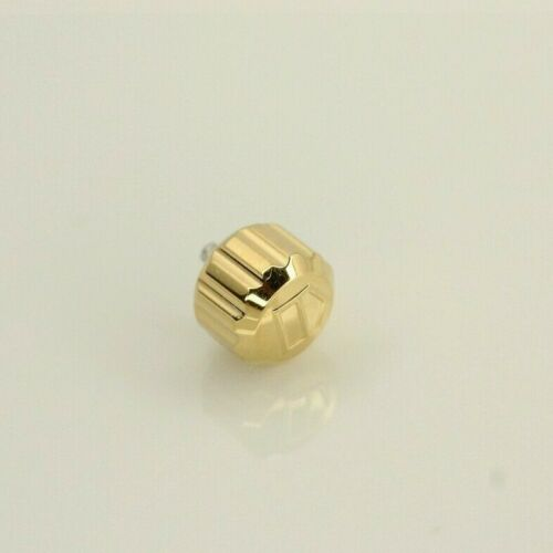 Details about  /Crown for Tag Heuer CAP 2112 CAP2112 Gold Color with Gasket #63