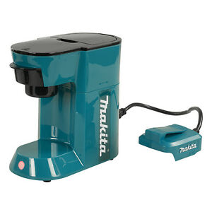 Makita DCM500Z 18V LXT Cordless Mobile Coffee Maker (Tool Only)